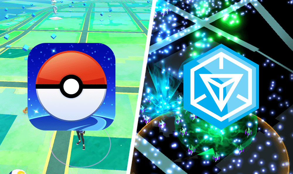 ingress, pokémon go