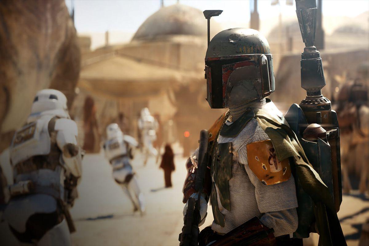 EA retira temporalmente las microtransanciones en 'Star Wars Battlefront 2'