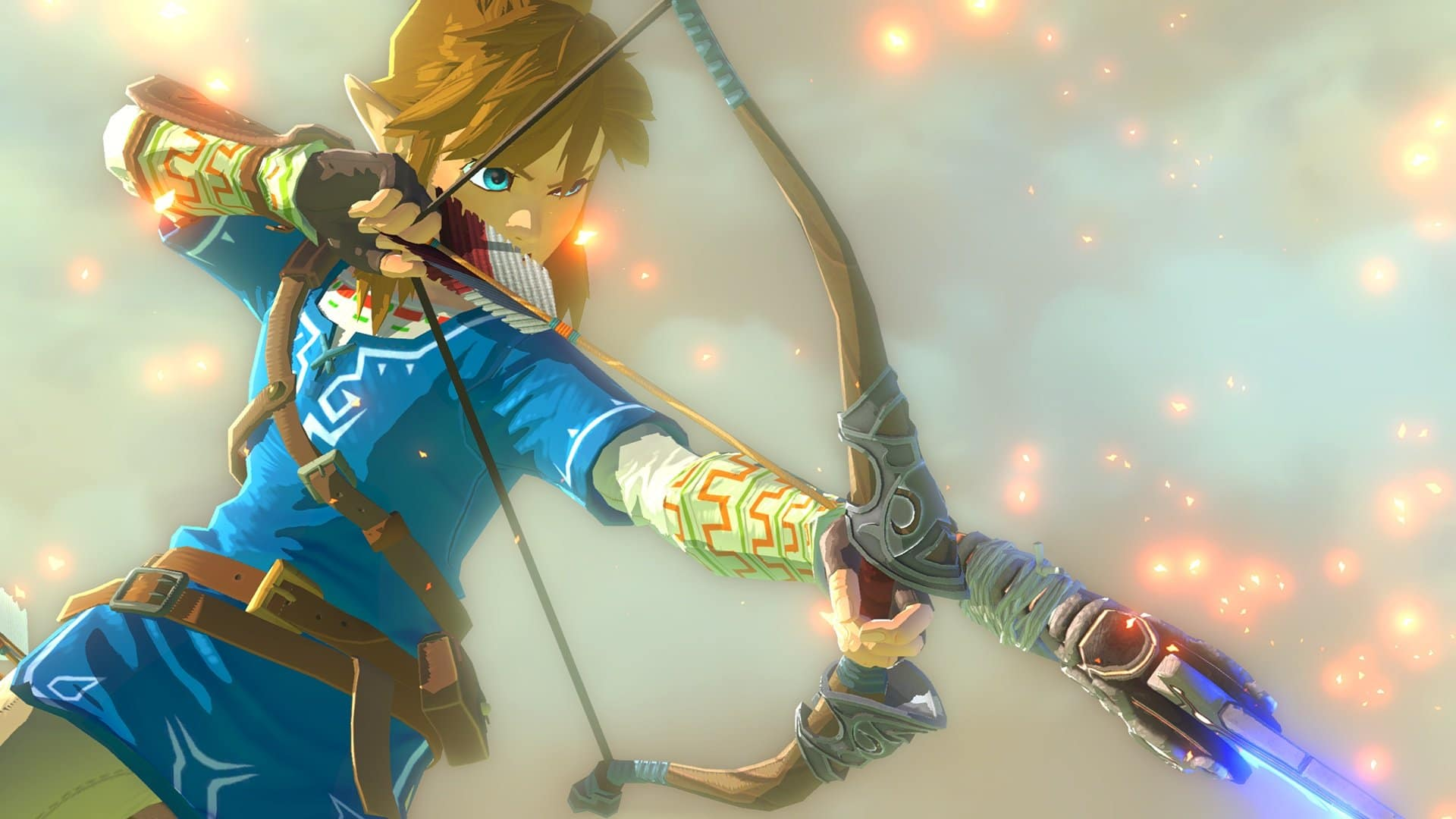 zelda, tga 2017, breath of the wild