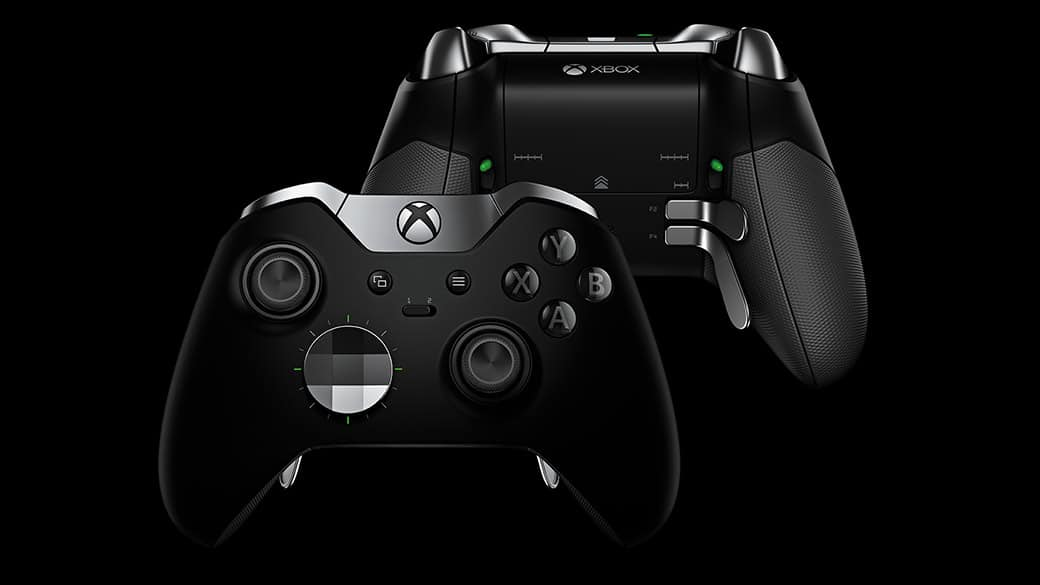 xbox one elite controller, control elite