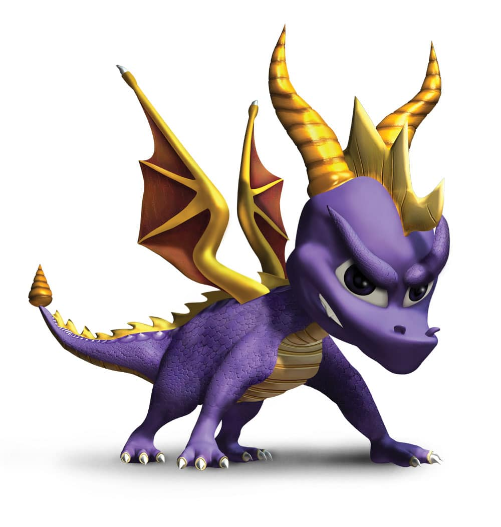 Trilogía remasterizada de Spyro the Dragon llegará en 2018 — RUMOR
