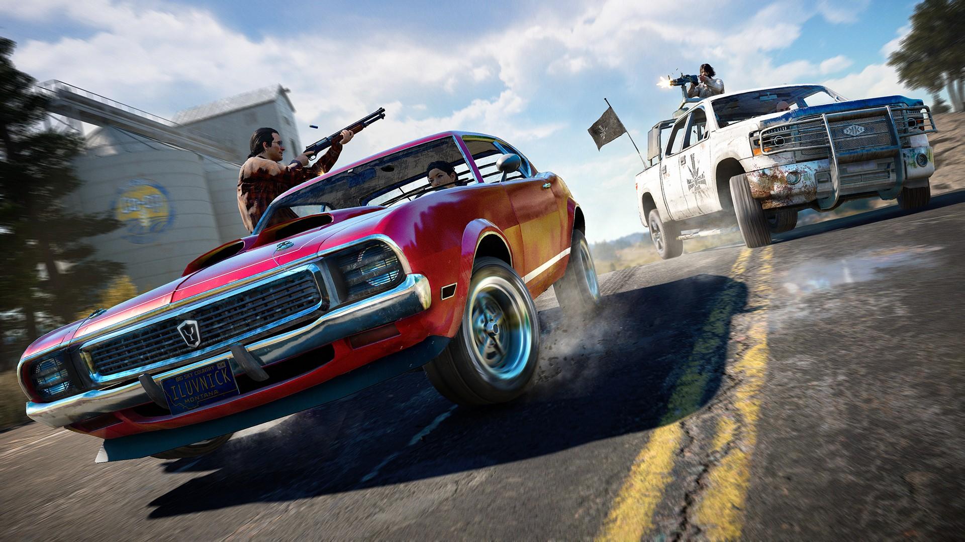 Ya sabemos cuánto pesará Far Cry 5 para la PS4 y el tamaño podría sorprenderte.