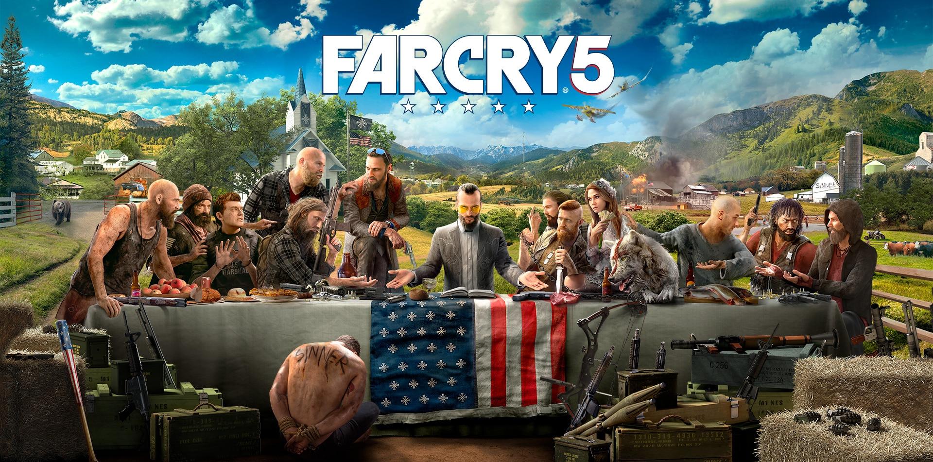 Far Cry 5 vuelve a ocasionar polémica al saberse que Ubisoft sí incluirá microtransacciones en el mismo.