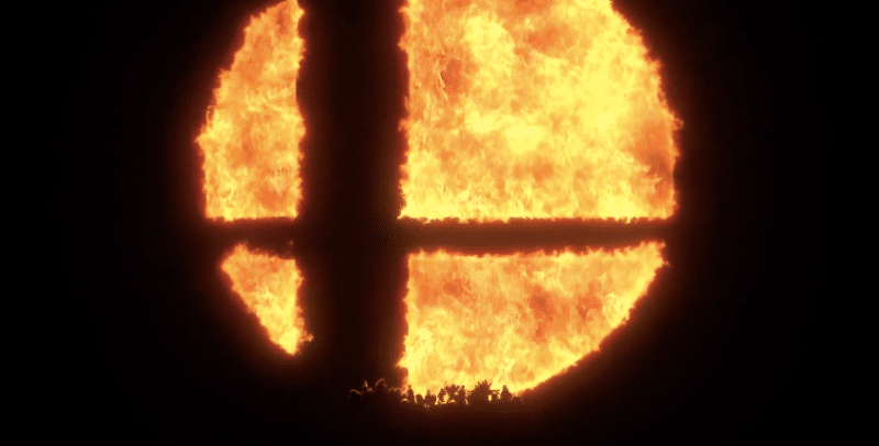 Smash Bros llegará este 2018 a la switch