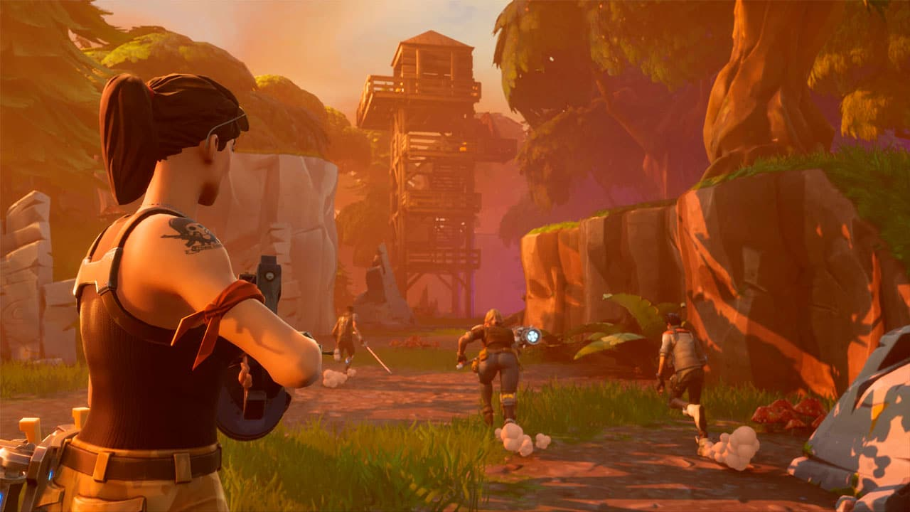 Fortnite tendrá versión para celulares, y crossplay entre PC, PS4 y móviles