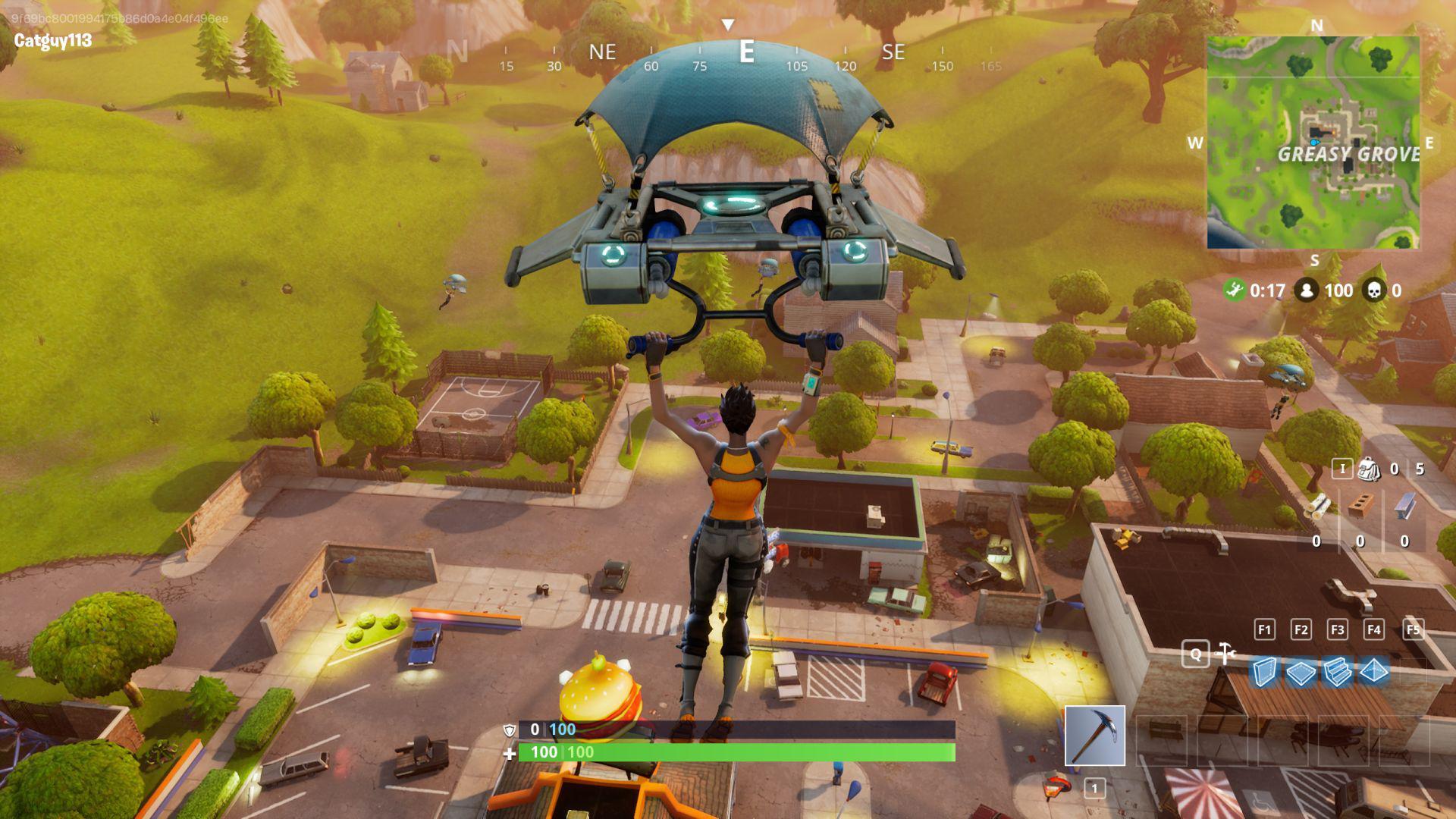 La diversión de Fortnite Battle Royale arribará a móviles