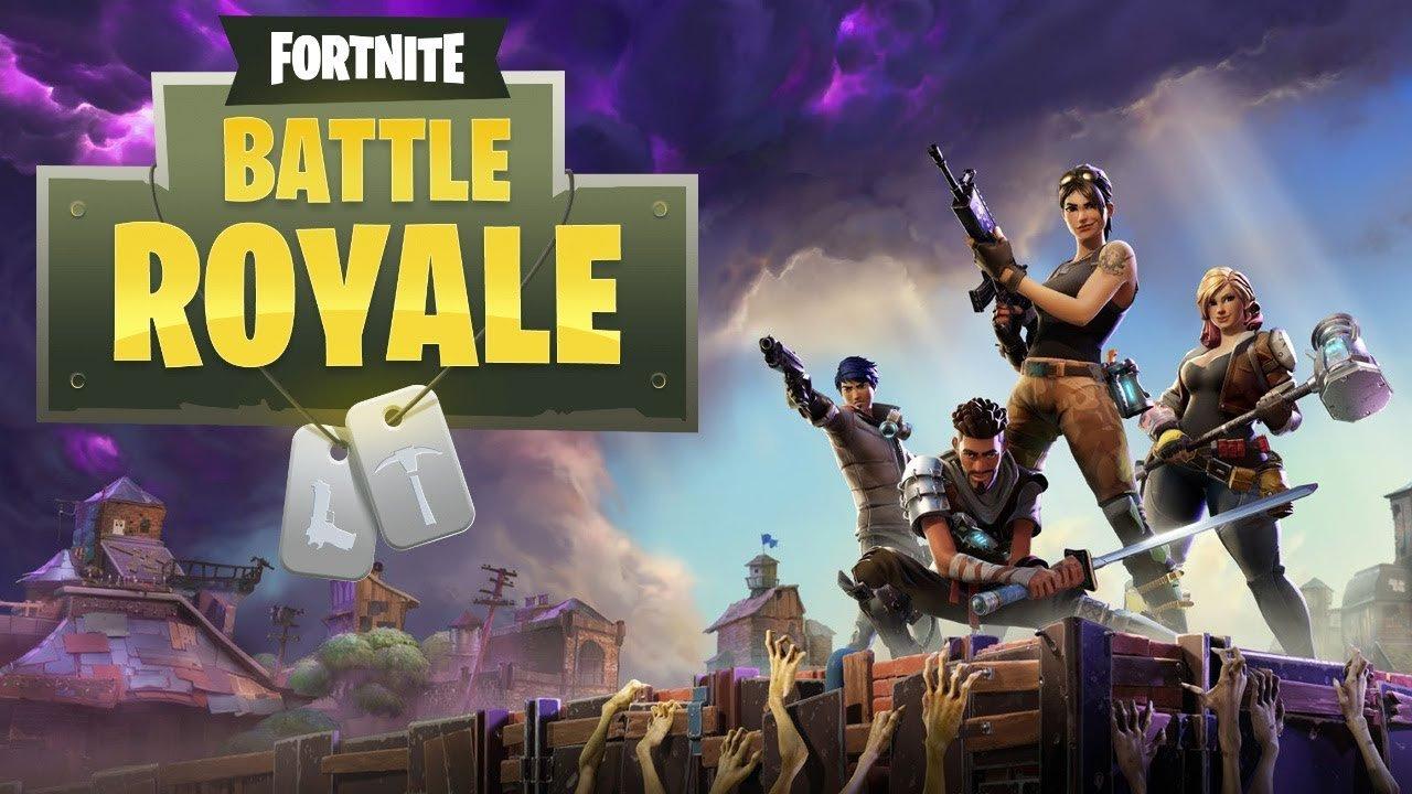 Battle Royale ya está disponible para todos en iOS — Fortnite