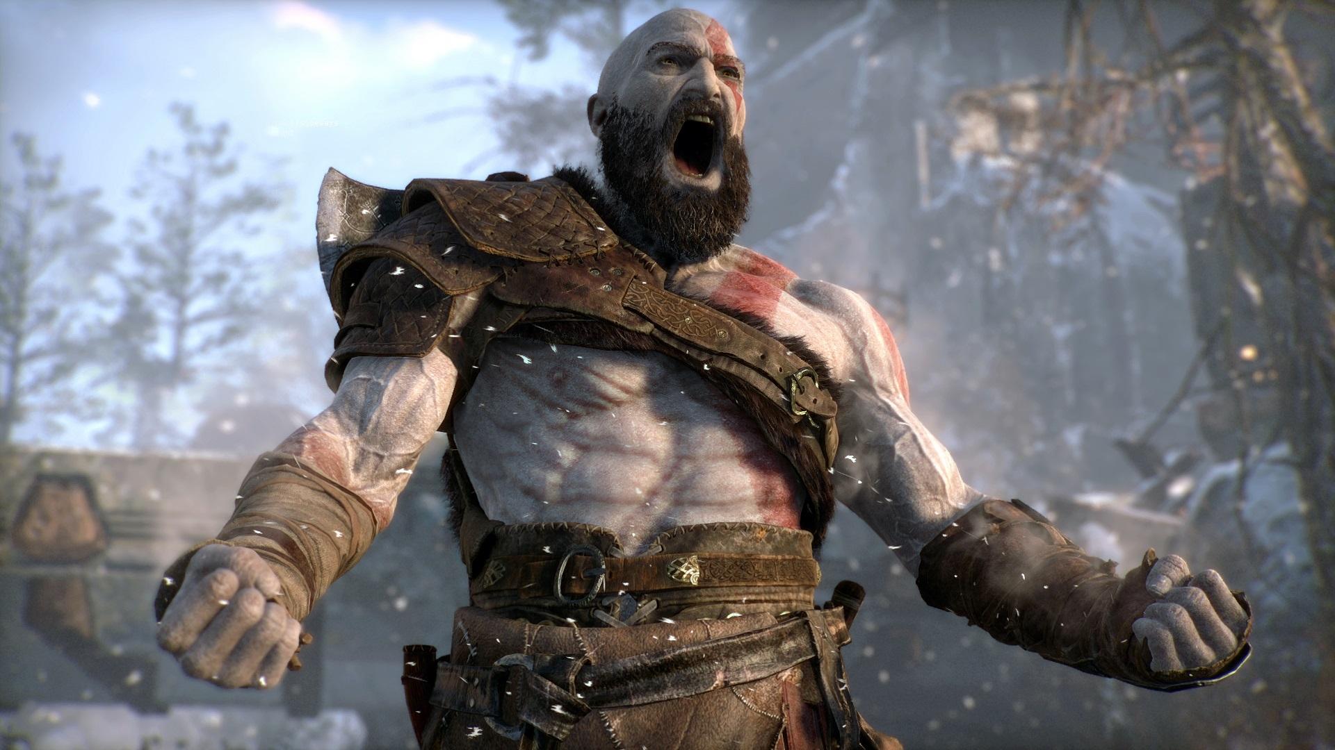 God of War se convierte en la exclusiva que más rápido se ha vendido.