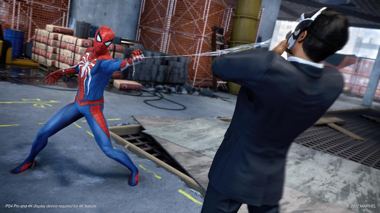 Spider-Man arribará a la PlayStation 4 el próximo 7 de septiembre