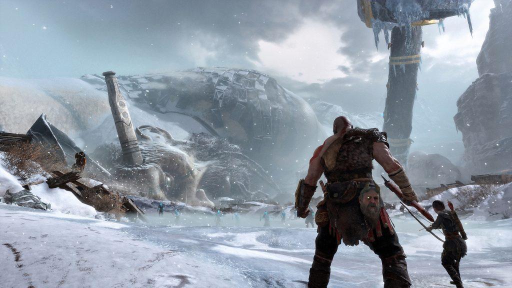 Detallan el sistema de progresión de Kratos en God of War
