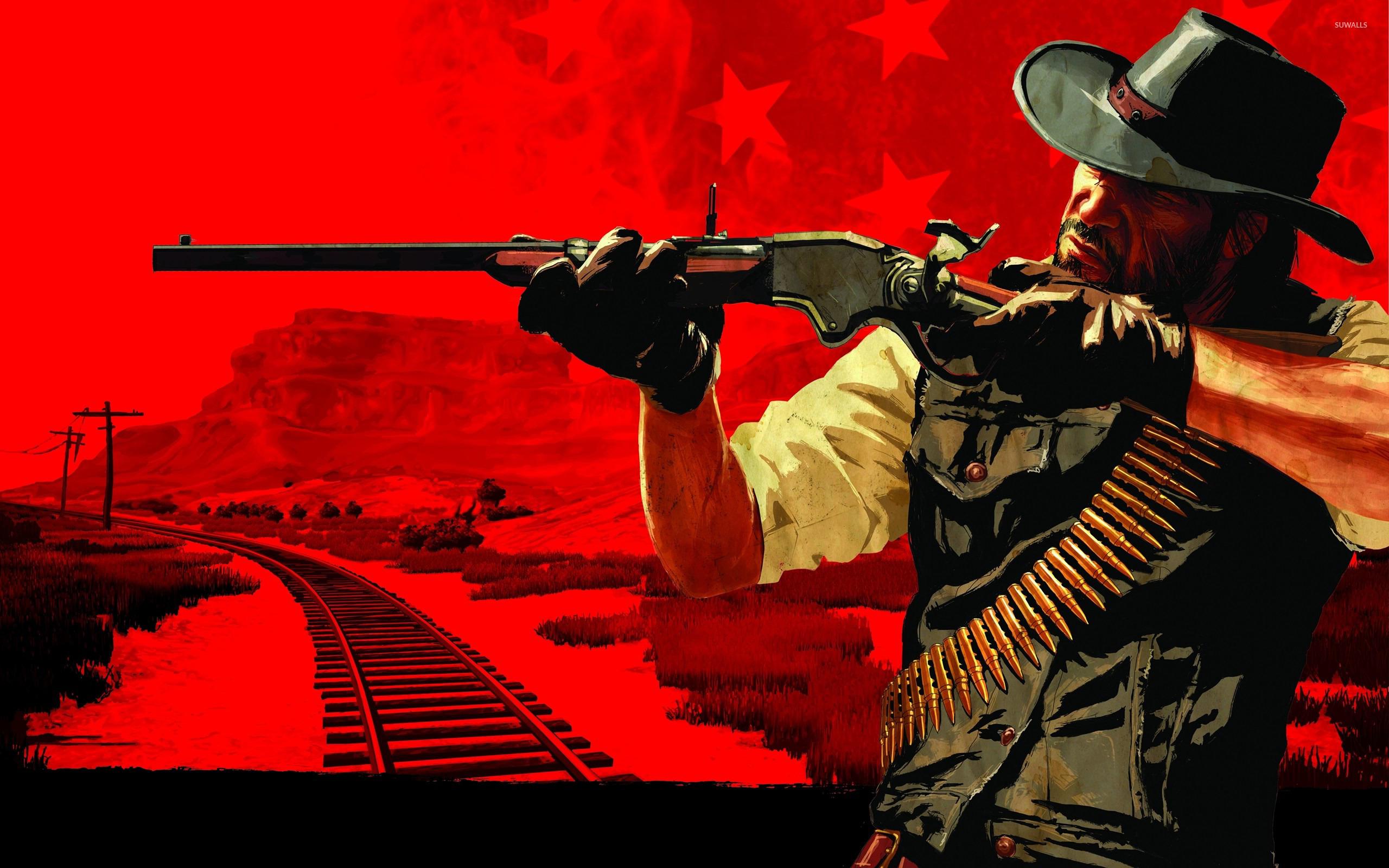 Red Dead Redemption en 4K en la Xbox One X