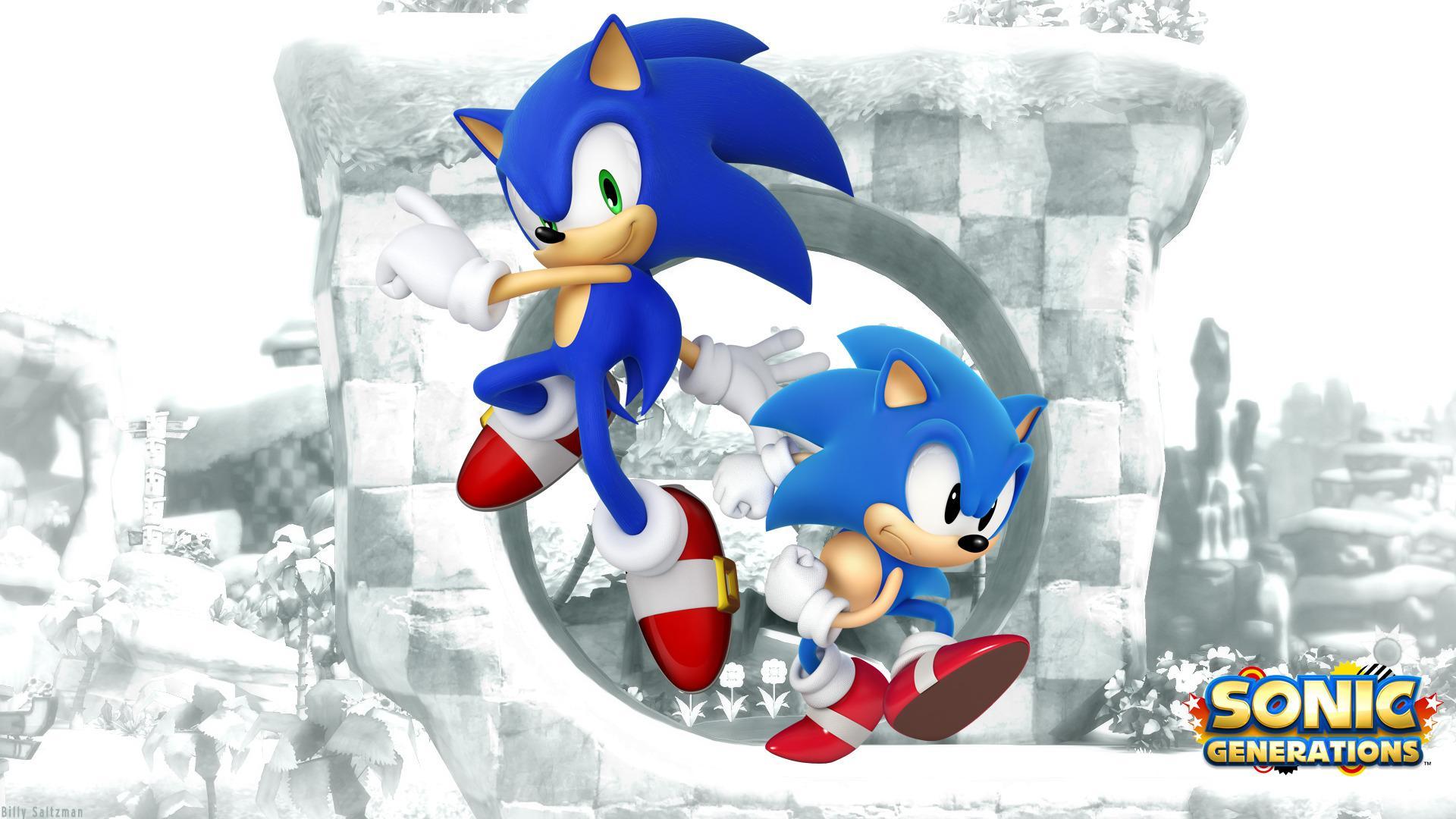 Sonic Generations llega a la Xbox One X recargado y mejorado en 4K.