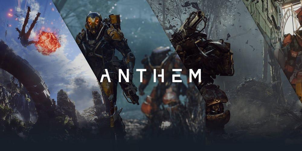 Anthem, según BioWare, lucirá tal cuál y como lo vimos en el trailer de la E3.