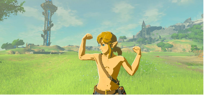 Zelda Breath of the Wild, se convierte en el juego más vendido de la franquicia.
