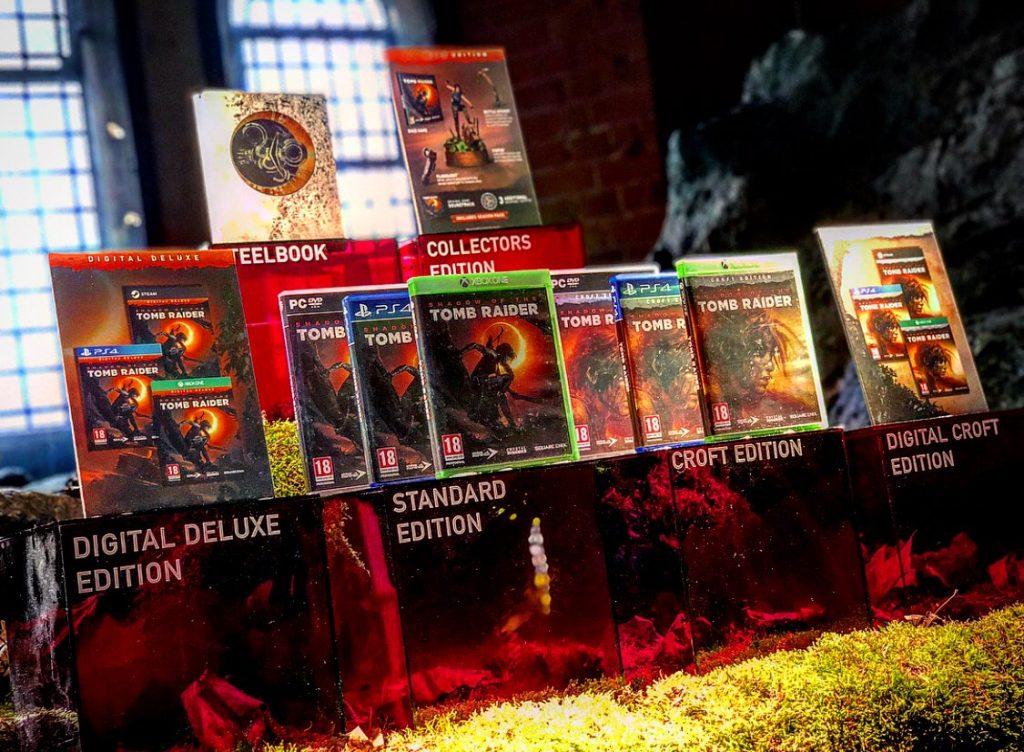 Se filtran las ediciones de Shado of the Tomb Raider