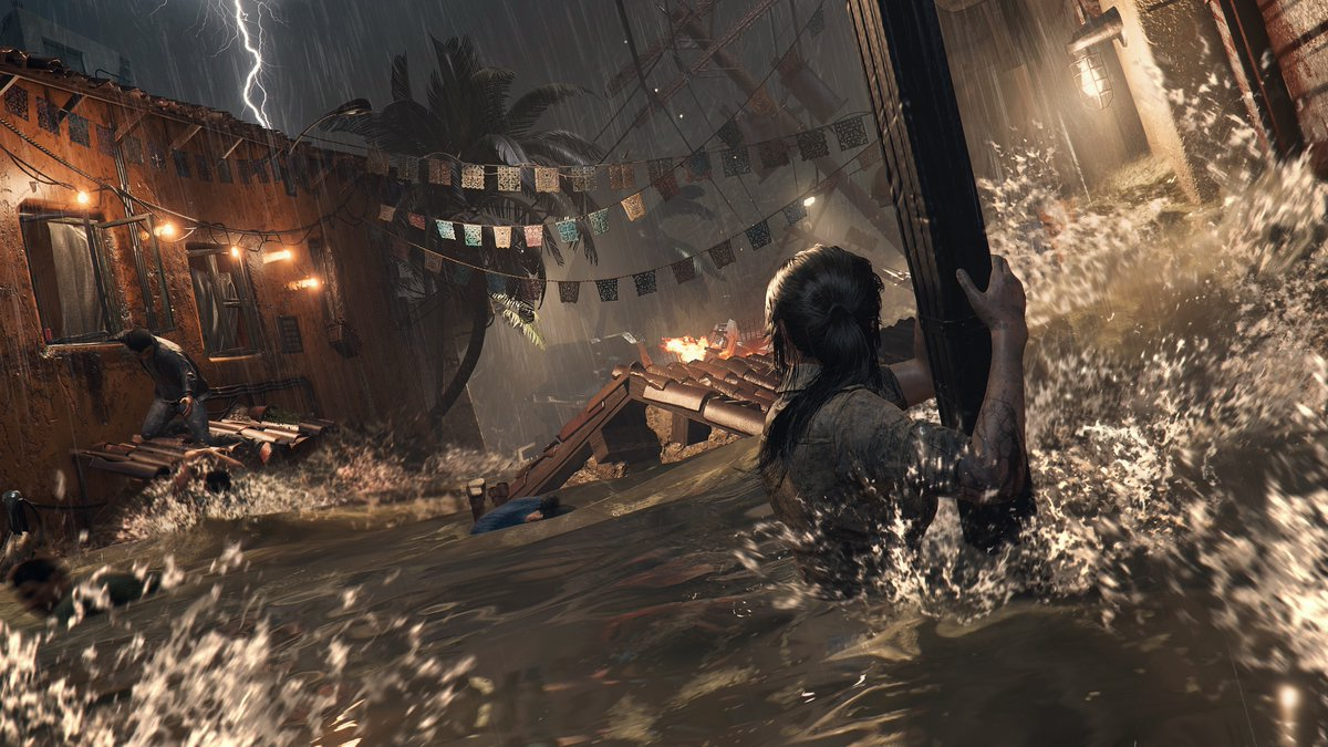 Shadow of the Tomb Raider tendrá varias locaciones, entre ellas México.