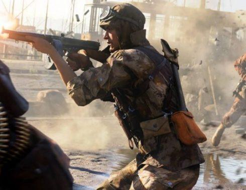 Glitch en Battlefield V