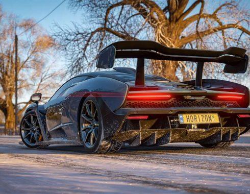 Forza Horizon 4 gráficos
