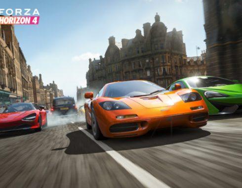 Nuevo trailer de Forza Horizon 4.