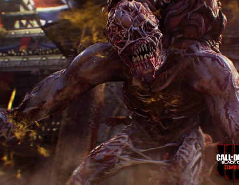 Se filtra gameplay de modo zombi de Call of Duty Black Ops 4.