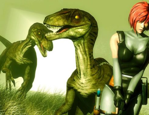 Remake de Dinocrisis