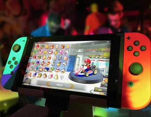 Nintendo Switch ventas.